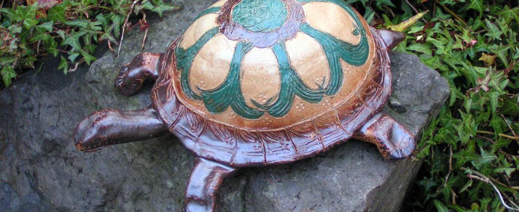 Schildkröte | Valerie Sandmann