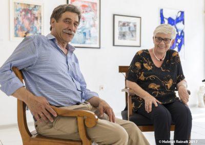 Kunstraum Königswinter | informel | Heinz Zöller & Marianne Hennemann