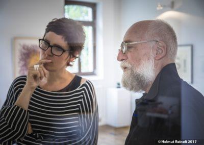 IAC Galerie | Franca Perschen & Helmut Grothaus