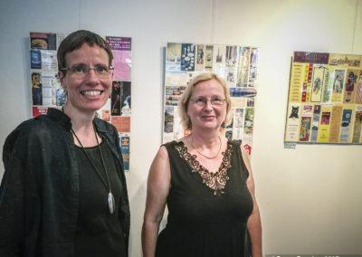 Kunstraum Bad Honnef | Cornelia Nasner & Rose Packebusch