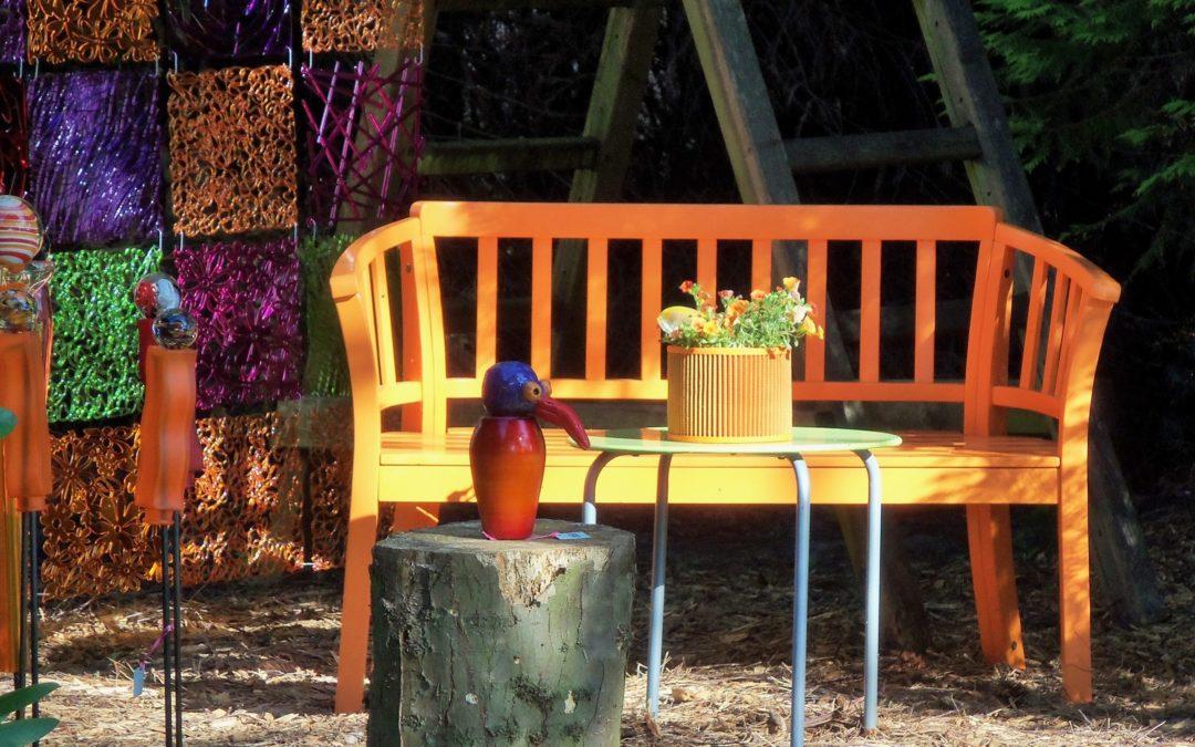 Birgits Garten- und Upcyclingkunst