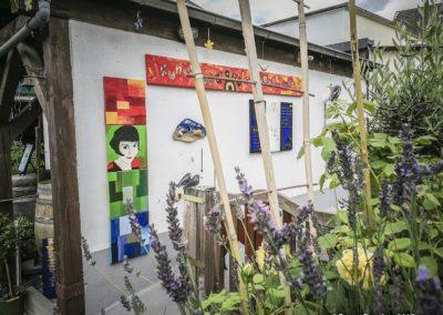 Barbara Baltes | Ateliergarten
